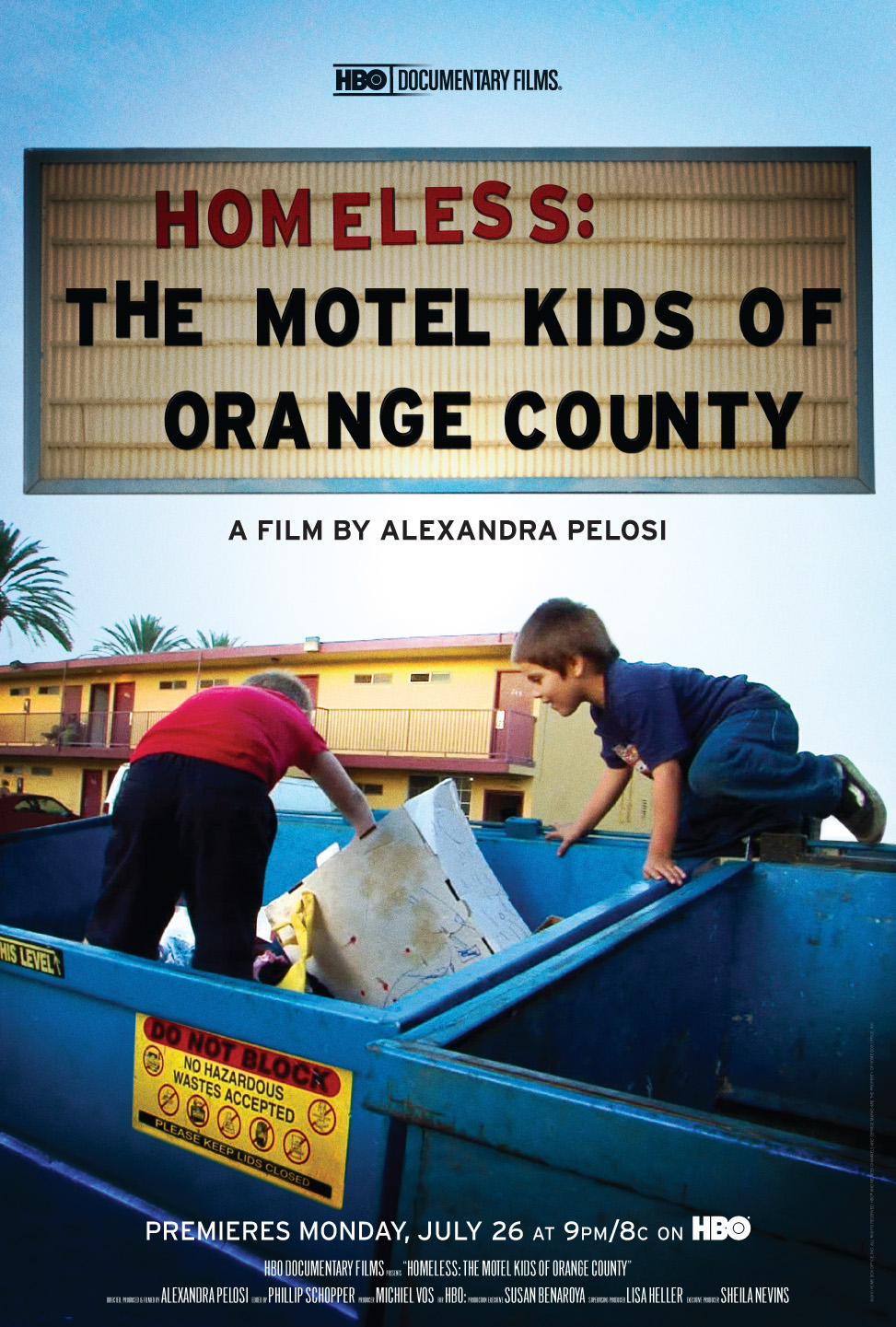 Homeless: The Motel Kids of Orange County - From the ...