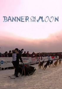 Banner on the Moon