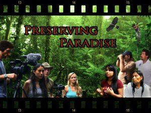 Preserving Paradise
