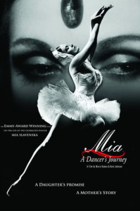 Roy W. Dean Grant Winner - Mia, A Dancer's Journey Went On to Win Golden Mike and Emmy Award