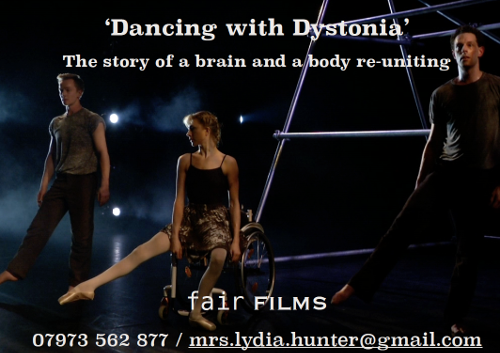 Dancing with Dystonia