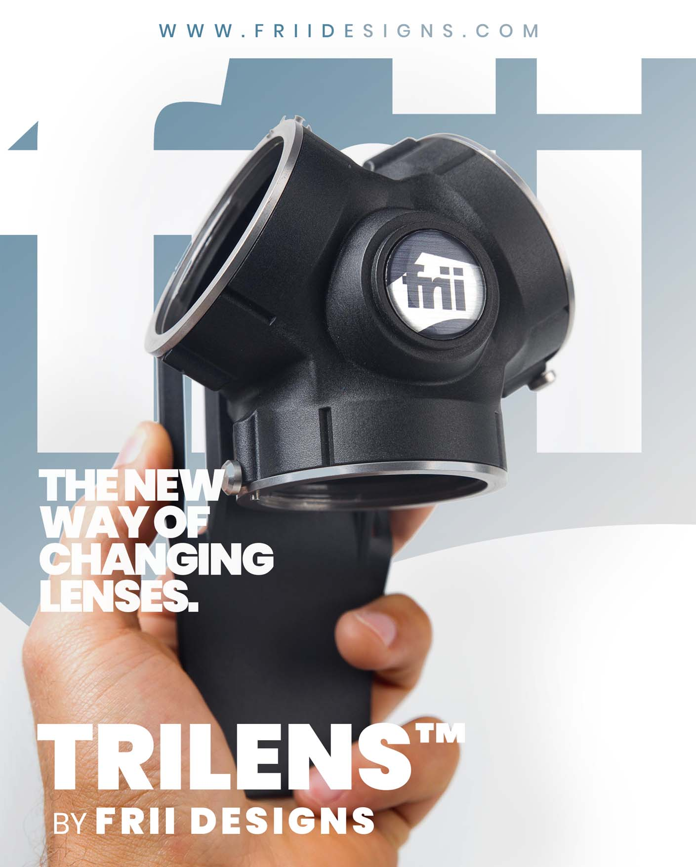 Frii Designs TriLens