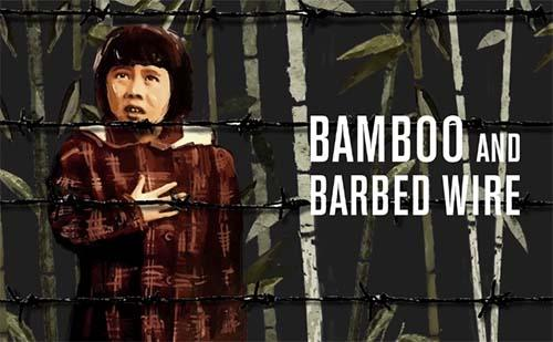 BAMBOO AND BARBED WIRE