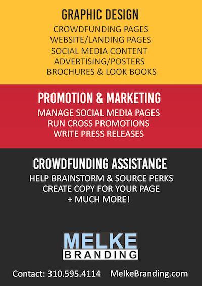 Melke Branding Advertisement
