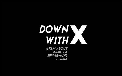 Down With X