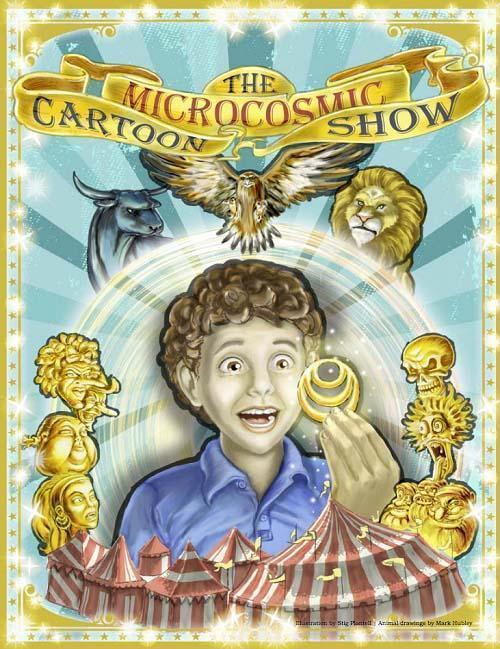 The MicroCosmic Cartoon Show