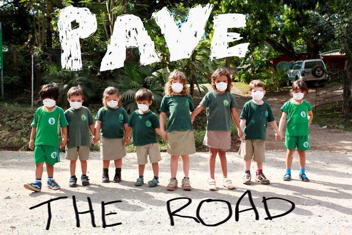 Pave the Road