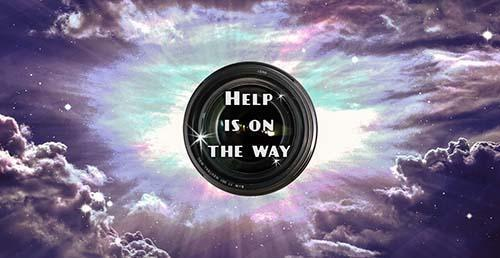 Help Is On The Way!