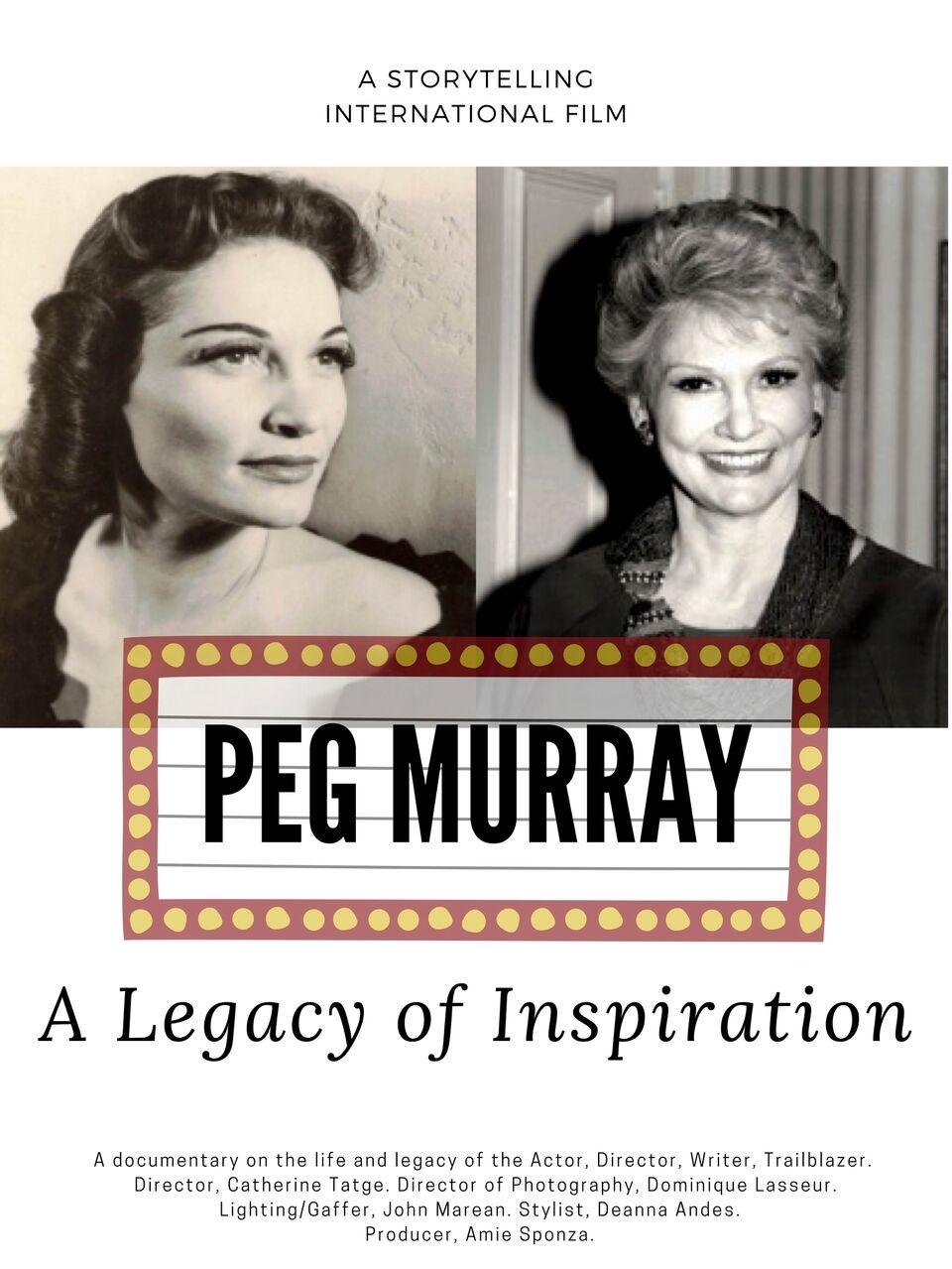 Peg Murray: A Legacy of Inspiration