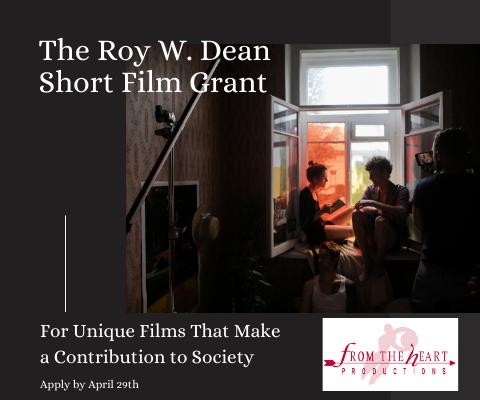 Short Film Grant